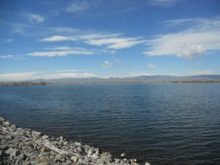 Fossil Creek Reservoir